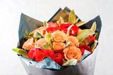 nice flowers in the vase - 221125635