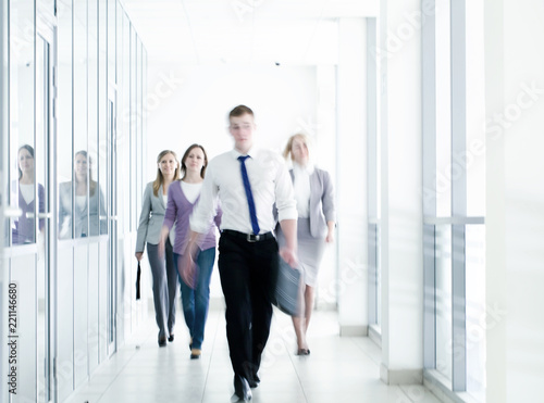 business people in office - 221146680