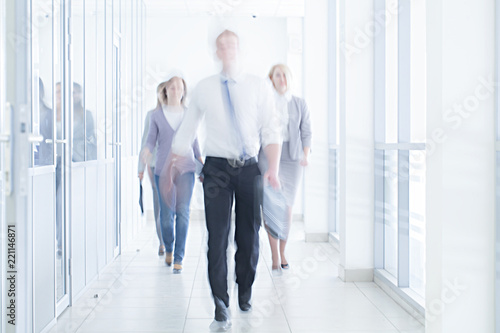 business people in office - 221146871