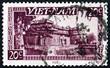 Postage stamp Vietnam 1951 Imperial palace, Hue