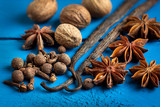 Natural aroma spices for pastry. - 221195253