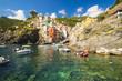 Village de Riomaggiore Cinque Terre Italie