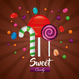 sweet candy concept - 221244231