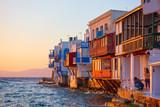 Little Venice in Mykonos - 221289290