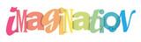 IMAGINATION letters banner - 221296858