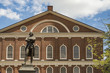 The Faneuil Hall in Boston, Massachusetts