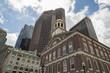 Boston downtown business district