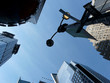 Vue ciel building New York