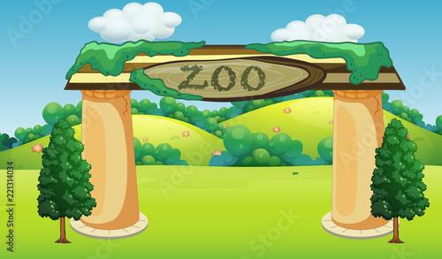 a nature zoo template buy photos ap images detailview