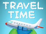 Travel time by plane - 221316028