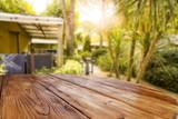 table in campside safarii   - 221321439