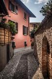 Alststadt in Malcesine 2, Italien