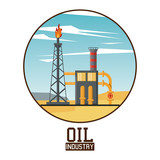 Oil plant industry - 221362489