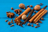 Natural aroma spices for pastry. - 221367604