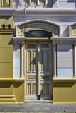 beautiful old yellow house - 221371802