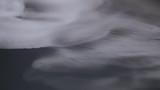 Cigarette smoke spreads on a black background - 221398607