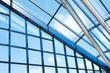 Leinwanddruck Bild - Dach II / roof II