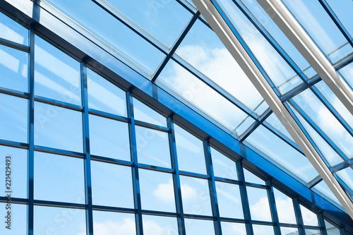 Leinwanddruck Bild Dach II / roof II