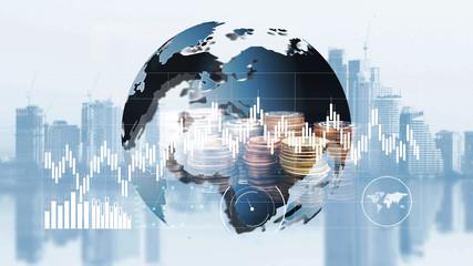 world finance moeny exchange