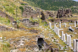 Pergamon Ancient City, İzmir Turkey - 221454419