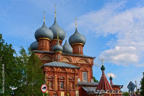 Church of the Resurrection on Debra, Kostroma, Russia.
