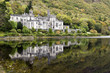 Leinwanddruck Bild - Kylemore Abbey, Irland