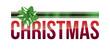 Christmas Concept Word Art Illustration