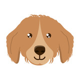 cute dog icon - 221509875