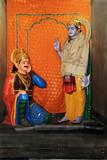 Krishna Sermonizing Arjuna, Dwaraka - 221515232
