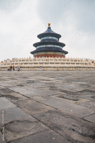 Fototapeta Temple of Heaven in Beijing, China