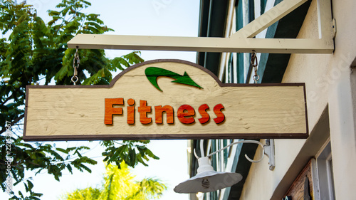 Tarcza 342 - Fitness