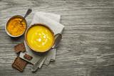 Soup turmeric or curcuma - 221553287