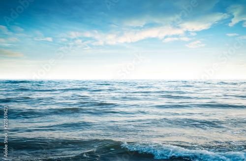 Tło tropikalne morze