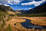 East Inlet Creek in Rocky Mountain National Park - 221564675