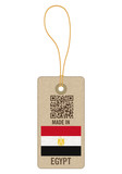 Tag made in Egypt - 221595452