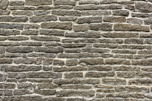 Fototapeta old stone wall as background