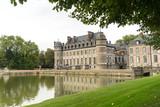 Beloeil castle and gardens, in Hainaut province, Belgium - 221625402
