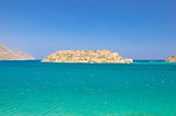 Spinalonga island, Greece - 221656493