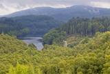 Loch Drunkie, Queen Elizabeth Forest, Loch Lomond and The Trossachs National Park, Scotland, UK. - 221671479