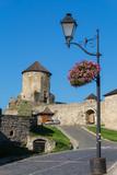 Kamianets Podilskyi Castle in summer, Ukraine - 221706428