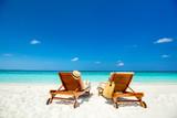 Tropical beach - 221740211