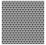 Graphics Pattern background vector ,Black and white background design