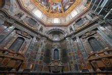 """Постер, картина, фотообои """"Medici Chapel - Florence, Italy"""""""