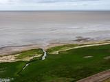 Nordseeküste bei Ebbe - 221801808