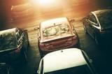 Automotive Industry Concept
