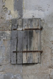 Old Small Shutter - 221826630