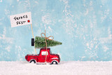Weihnachtstanne holen - 221844059