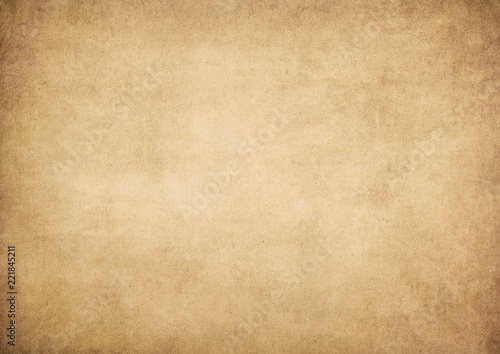 Vintage paper texture. High resolution grunge background. © javarman
