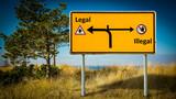 Schild 362 - Legal - 221846223