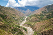 Paysage Montagne Pérou Cusco Trek Randonnée Andes Aventure Machu Picchu